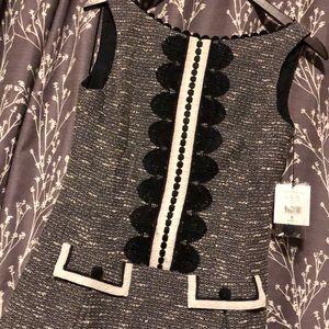 Nanette Lepore 3pc suit set NWT size 6